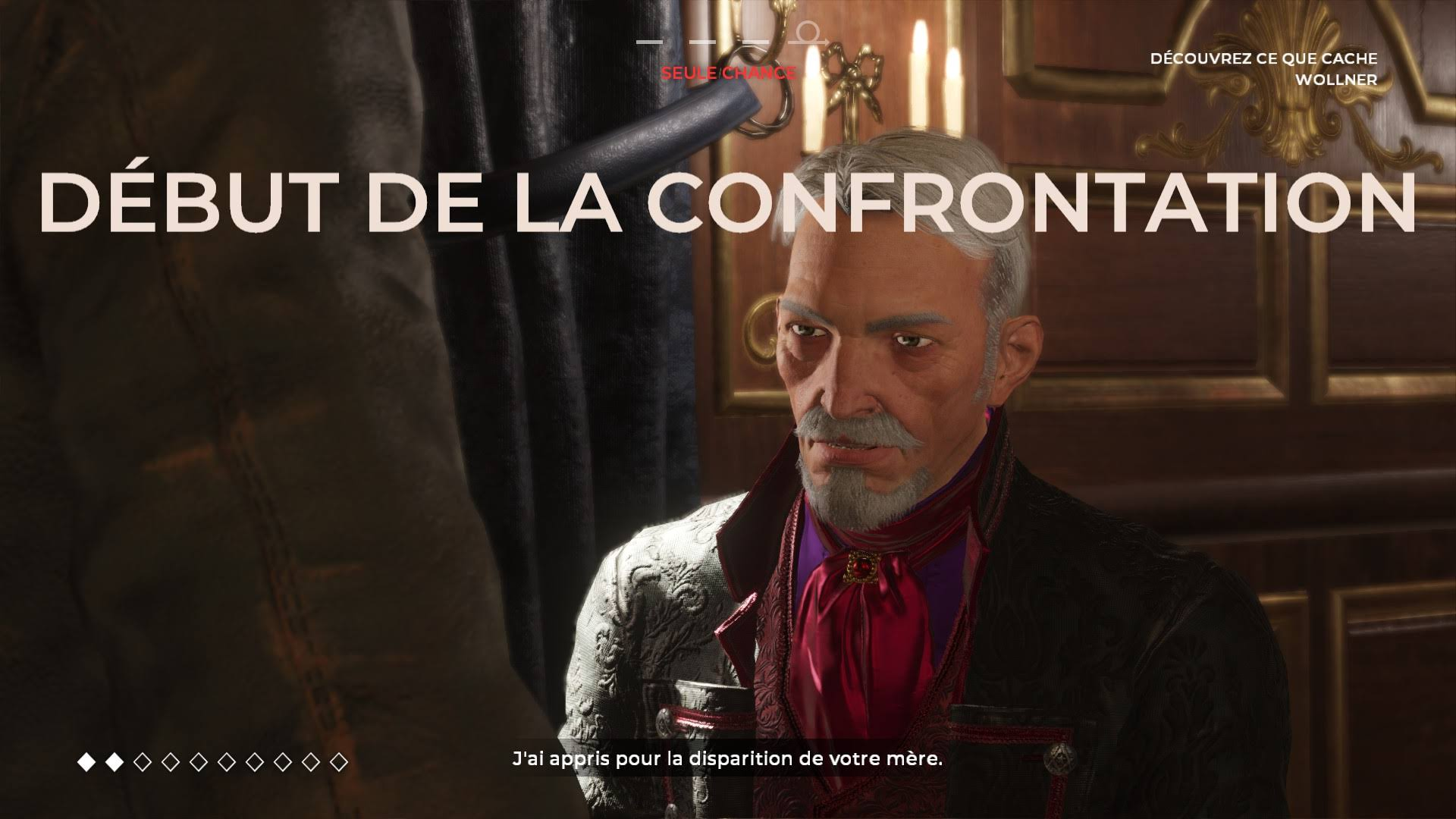Les confrontations dans The Council