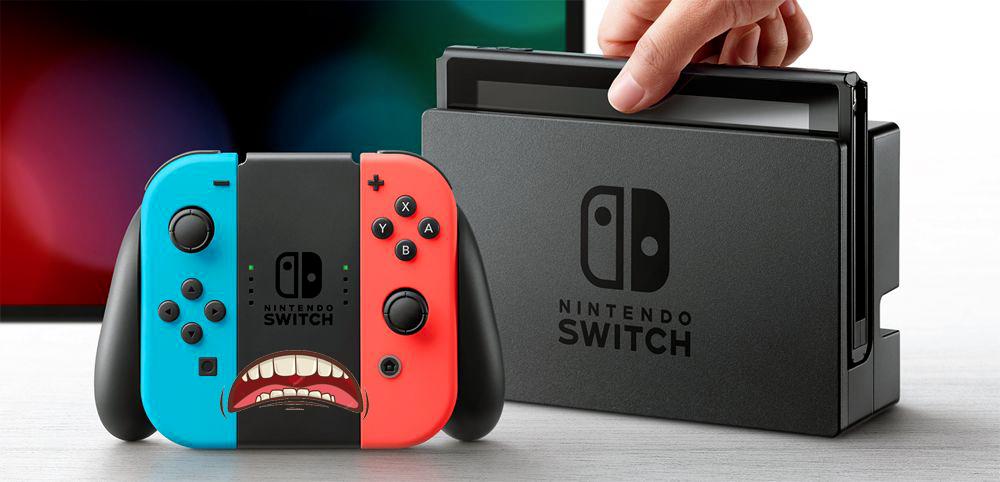 Geekmick : bug Nintendo Switch suite à la mise à jour et l'utilisation d'un dock non official