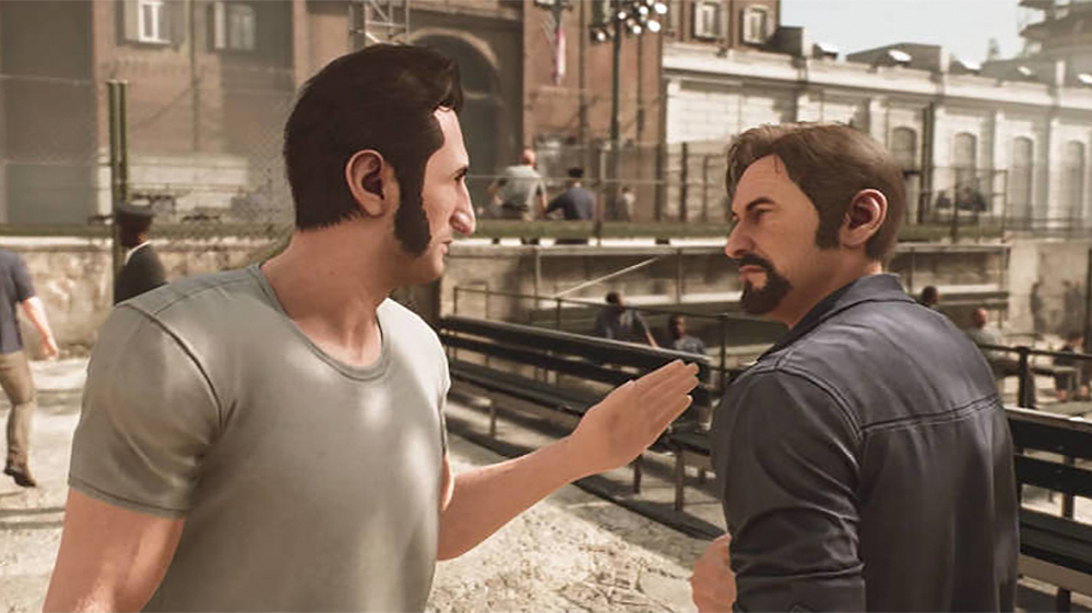 A Way Out : une amitié inattendue