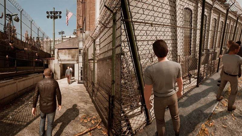A Way Out : Fox River