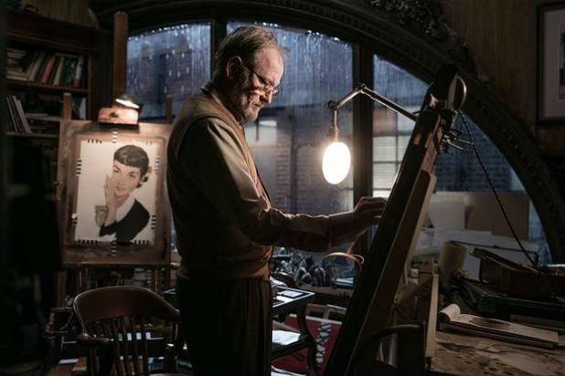 Giles, artiste incompris