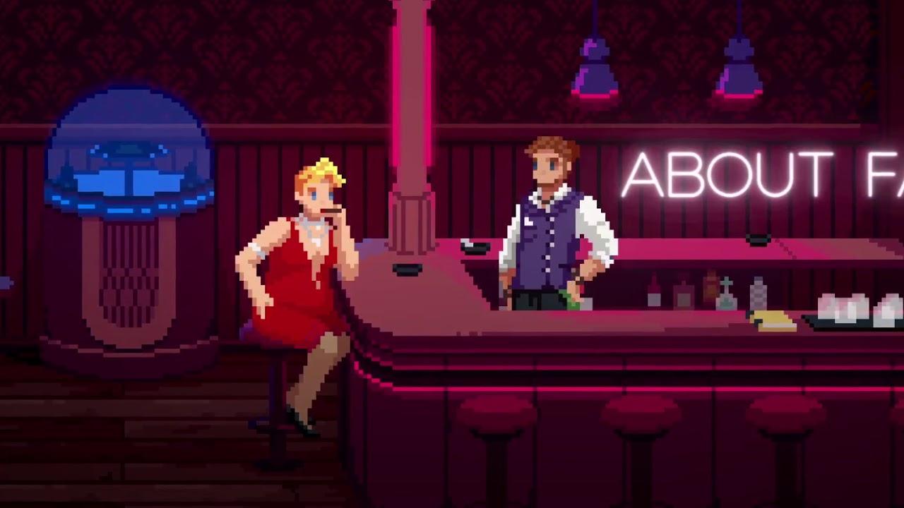 Test de Red Strings Club : jeu d'aventure cyberpunk
