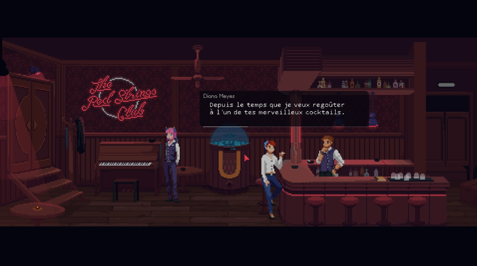 Red Strings Club : un bar où on a tous envie d'aller