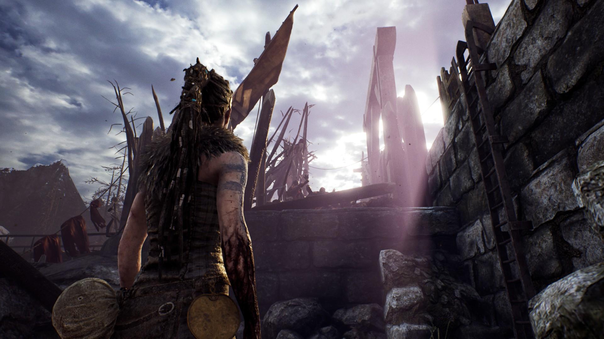 Graphismes Hellblade Senua's Sacrifice