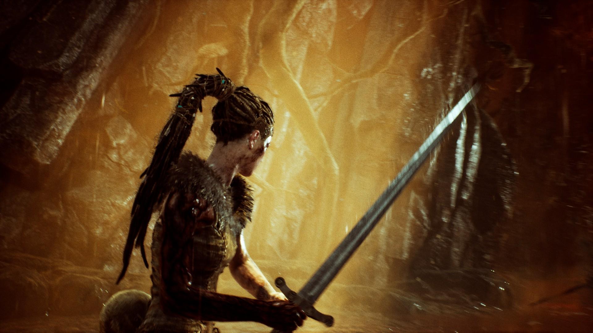 Les combats dans Hellblade : Senua's Sacrifice