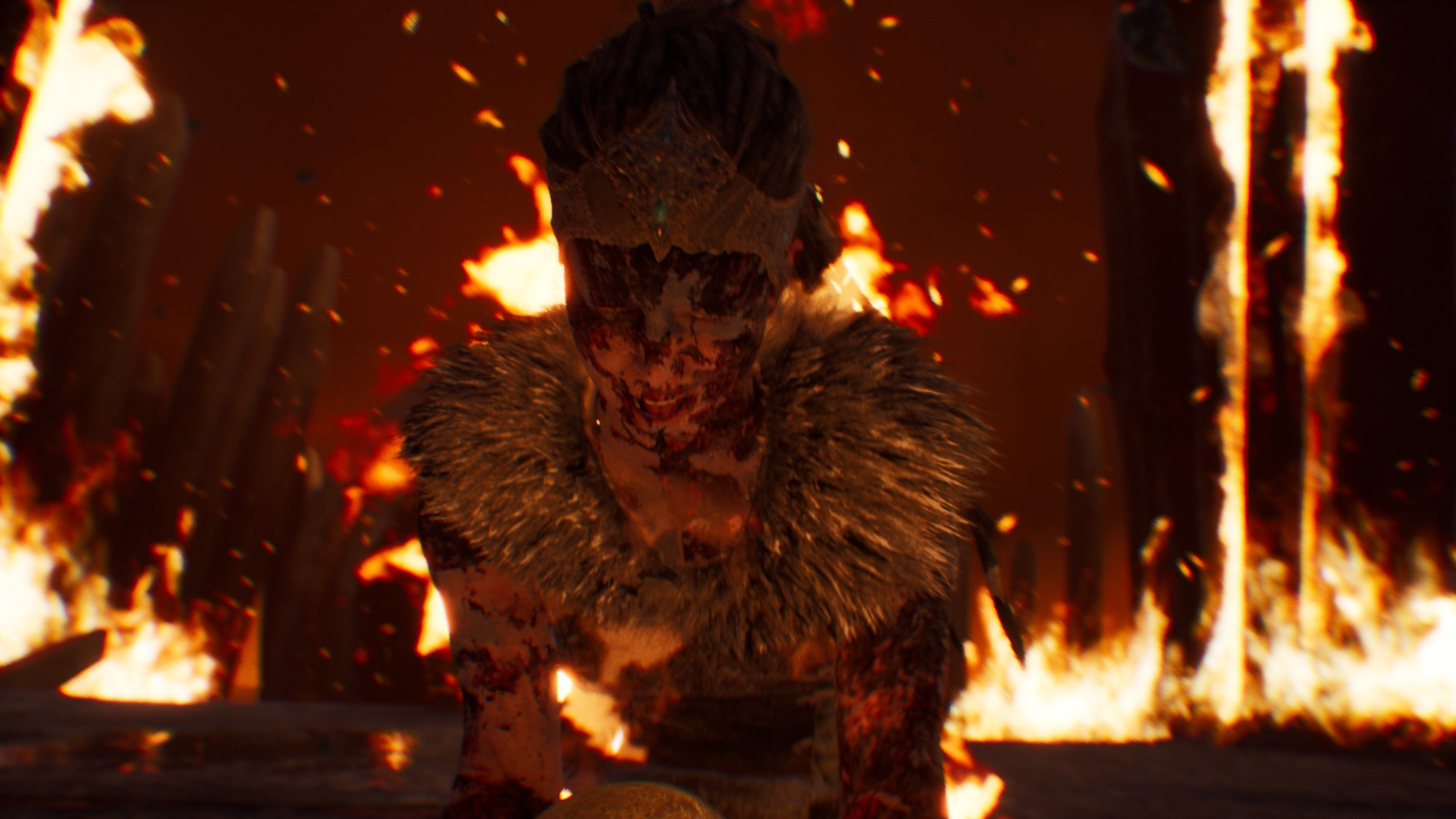 Test PC Hellblade : Senua's Sacrifice