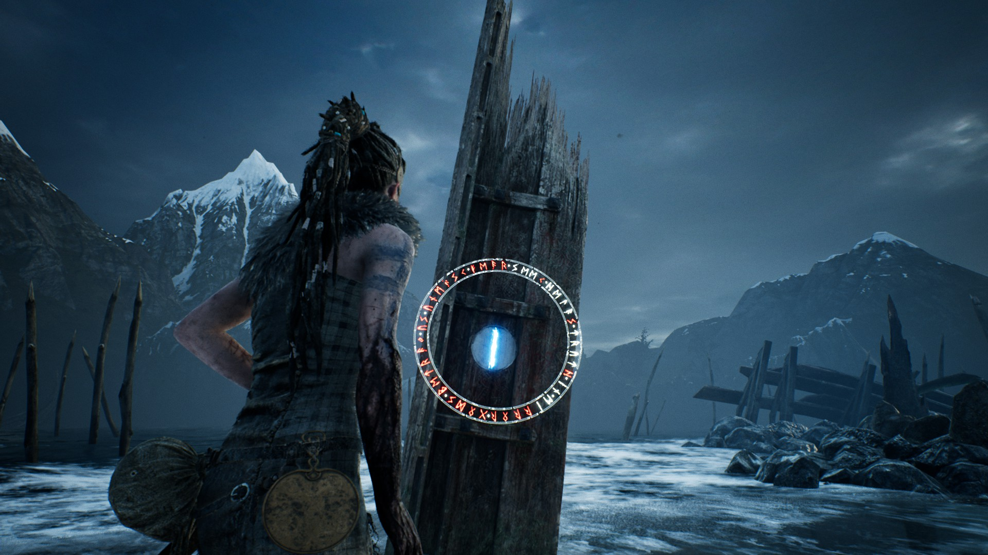 Mythologie Nordique Hellblade : Senua's Sacrifice