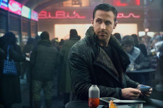 Ryan Gosling K. dans Blade Runner