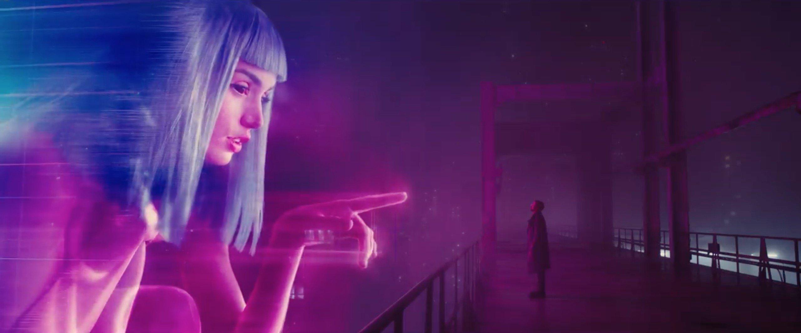 Joi dans Blade Runner 2049