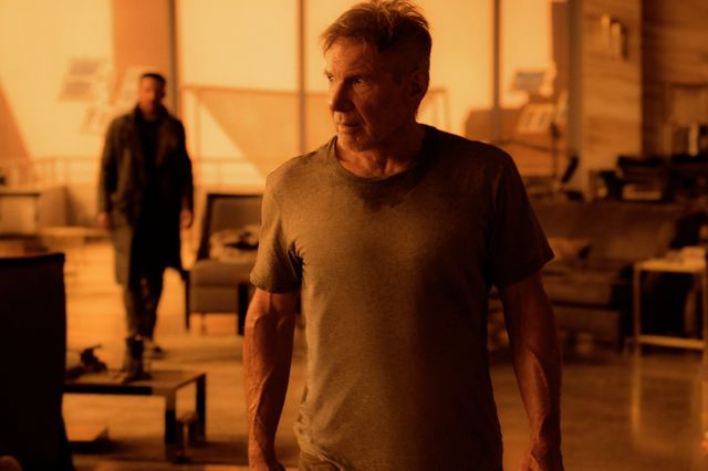 Harrison Ford dans Blade Runner 2049
