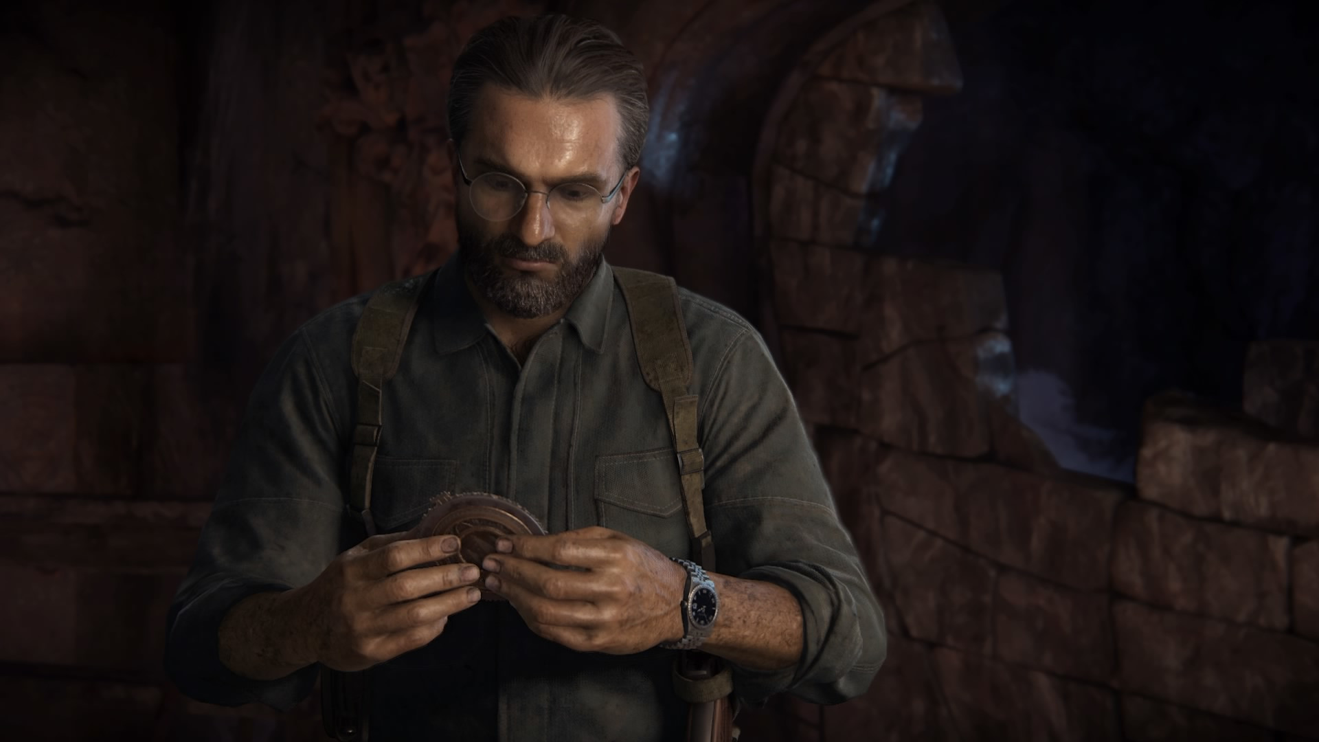 Asav Ennemi dans Uncharted The Lost Legacy