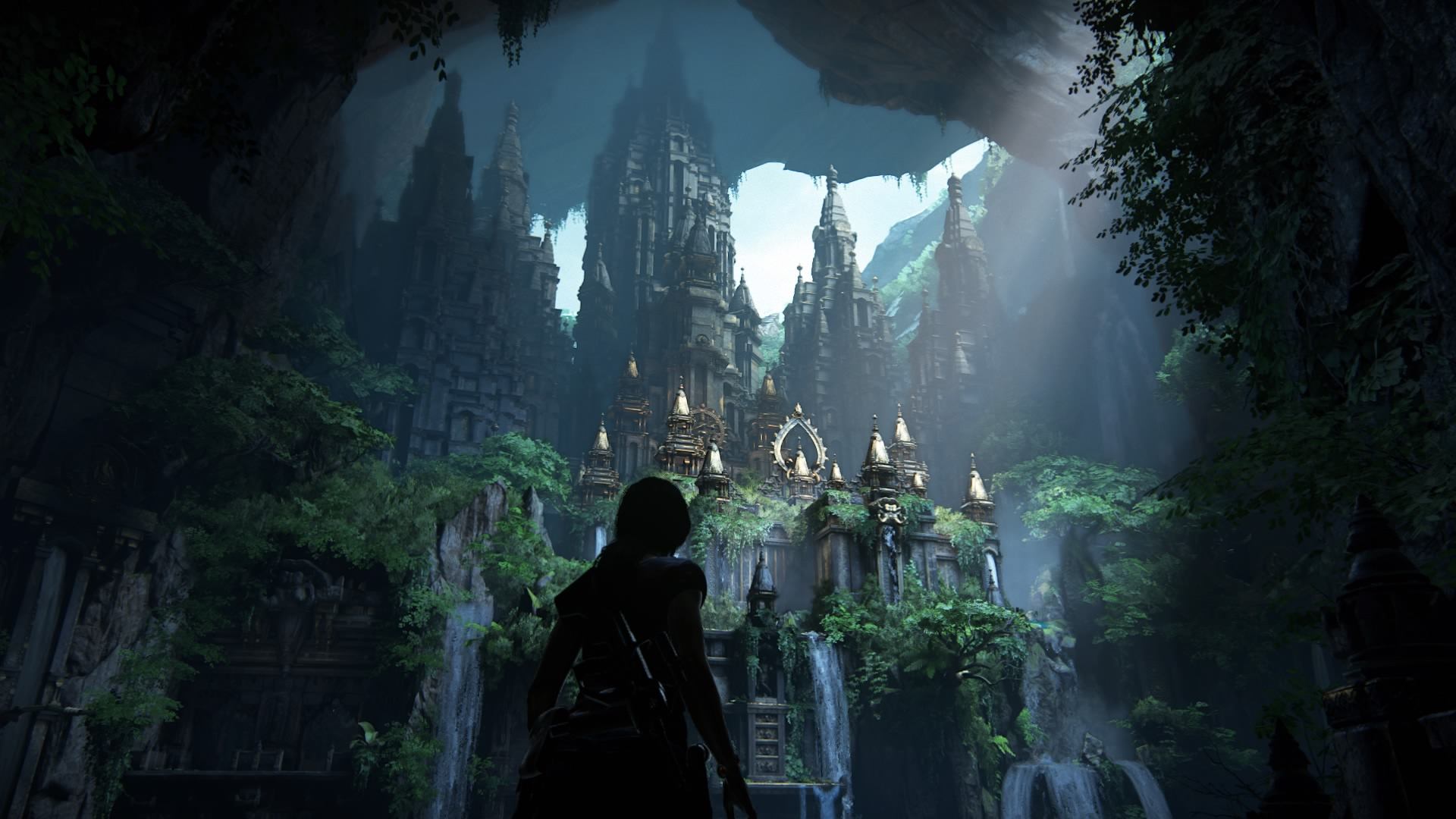 Temple Uncharted The Lost Legacy