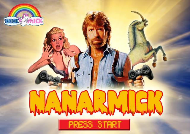 Le NanarMick sur Geekmick