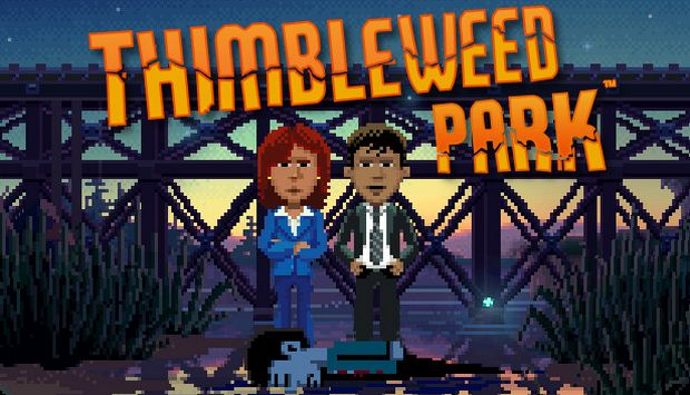 Thimbleweed Park on Epic Game Store ! Thimbleweed-park-test-geekmick