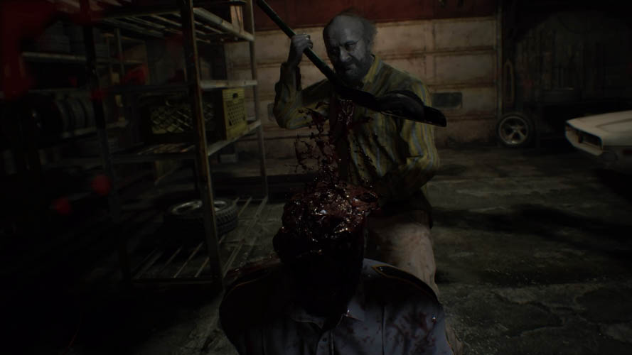 Resident Evil VII : ça fait putain d'mal