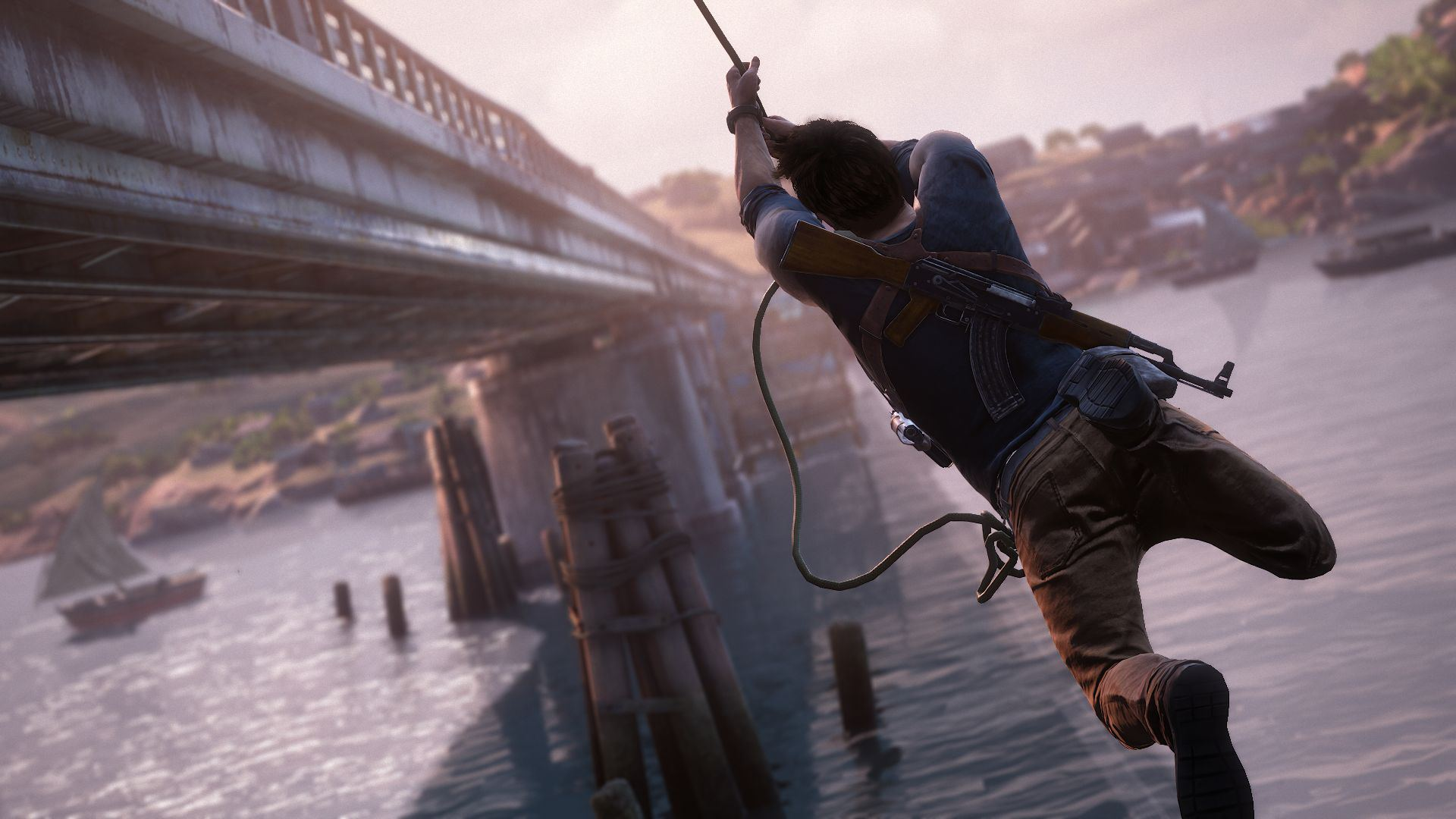 Uncharted 4: geekmick award de la claque !