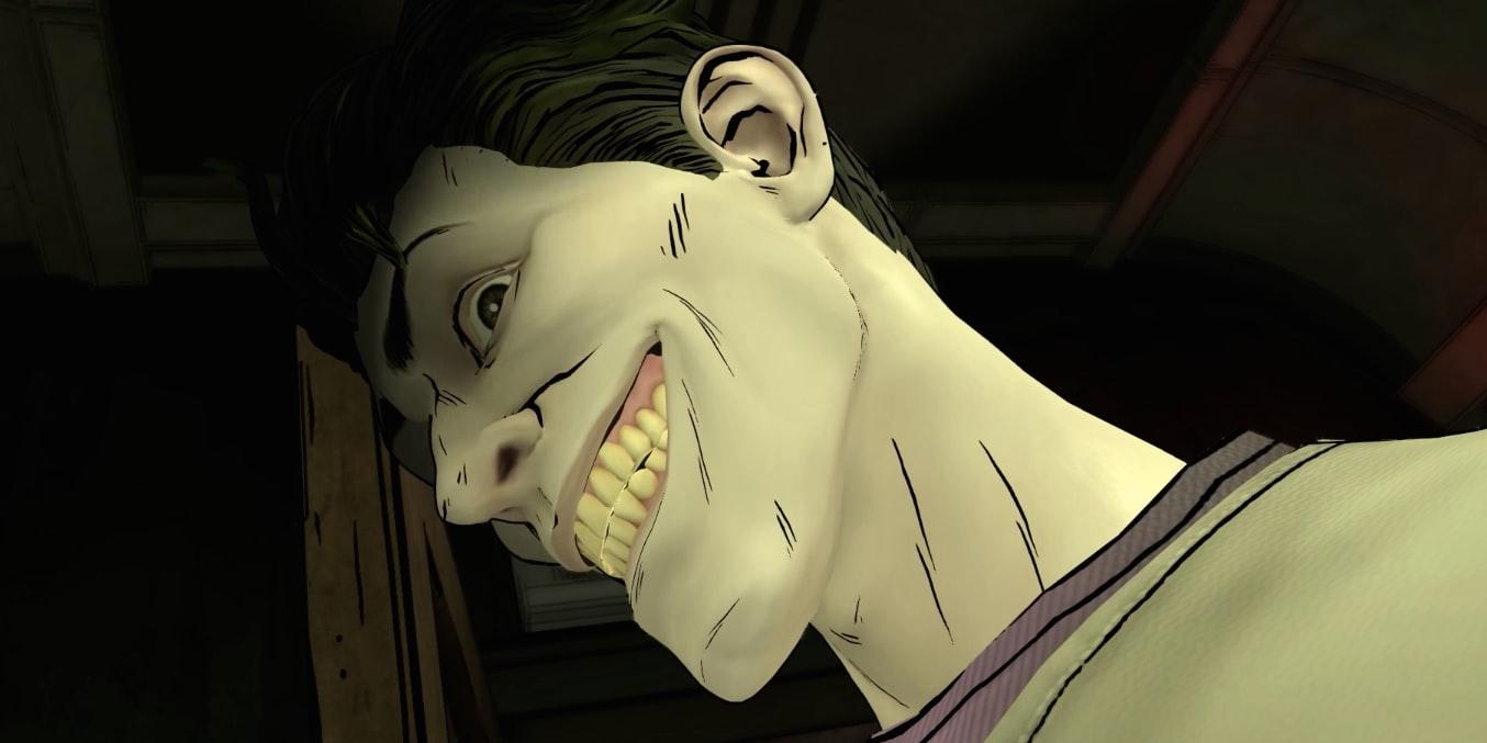 Batman The Telltale Series #4 Guardian of Gotham