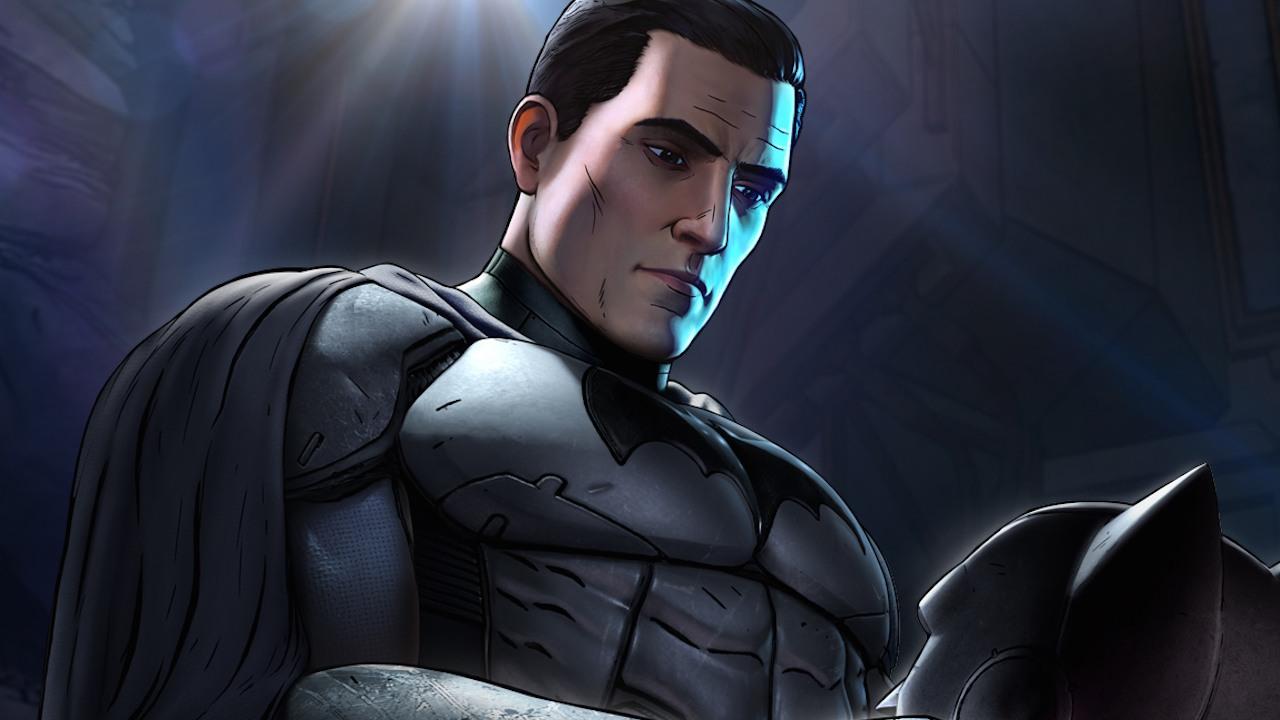 ALfred, Batman The Telltale Series