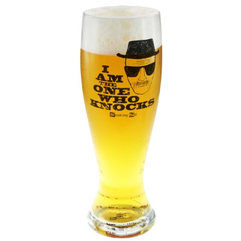 Verre bière Breaking Bad